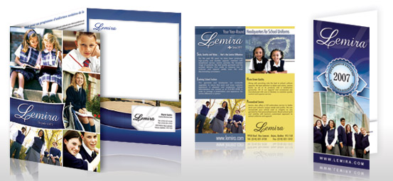 Brochure Design Sample 2