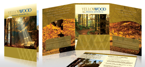 Brochure Design Sample 9