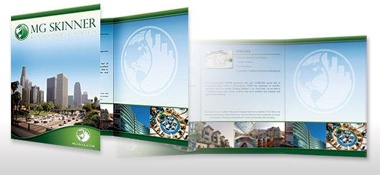 Brochure Design Sample 1